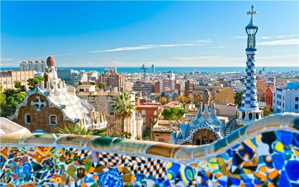 #14 Barcelona, Tây Ban Nha