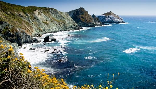 #15 Bờ biển California