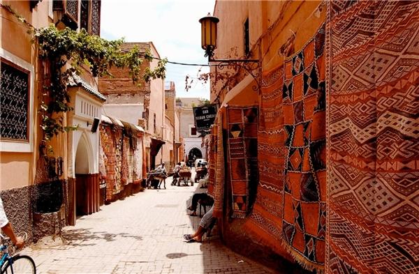 #16 Morocco