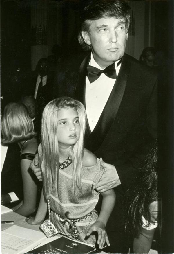 Donald Trump và Ivanka