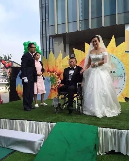 Một đám cưới ngọt ngào đã diễn ra tại quê nhà.