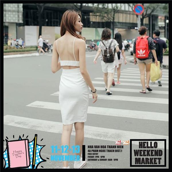 F5 streetstyle cùng Hello Weekend Market ở Sài Gòn và Biên Hòa