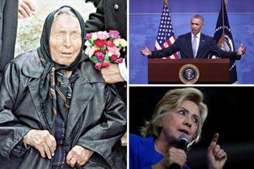Nhà tiên tri mù Vanga từng tiên đoán về Tổng thống Mỹ