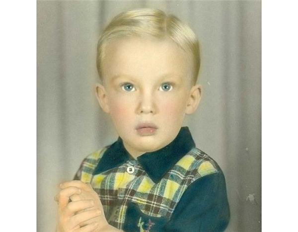 Từ khi còn bé, Donald Trump đã là một cậu bé có vẻ ngoài thông minh, sáng dạ.