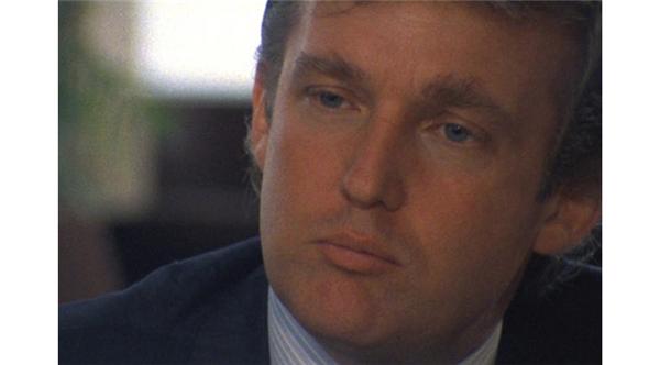 Một khoảnh khắctrong một cuộc phỏng vấn với CBS News vào năm 1985.