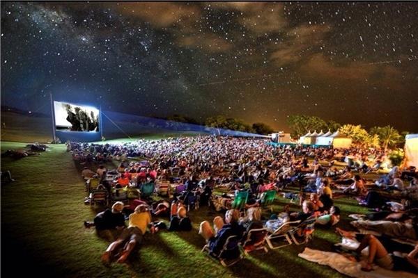 Ra mắt Starlight Cinema - rạp phim ngoài trời đầu tiên ở Việt Nam