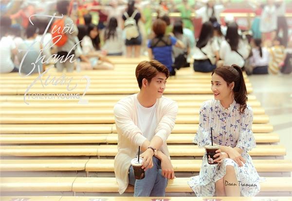 """Phim """"Tuổi thanh xuân"""" là một sản phẩm hợp tác thành công của điện ảnh Hàn - Việt."""