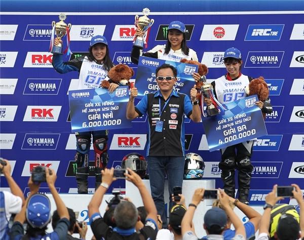 Toàn cảnh giải đua xe chuyên nghiệp Yamaha GP Racing