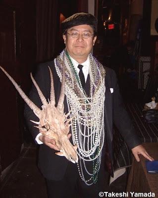 Ông Yamada đã quá quen thuộc với các giải thưởng về chế tạo mô hình động vật.