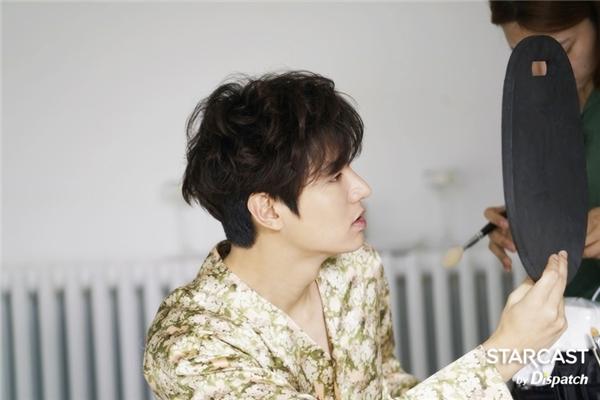 Lee Min Ho vẫn hoàn mĩ, thậm chí còn bảnh hơn cả Kim Tan năm nào