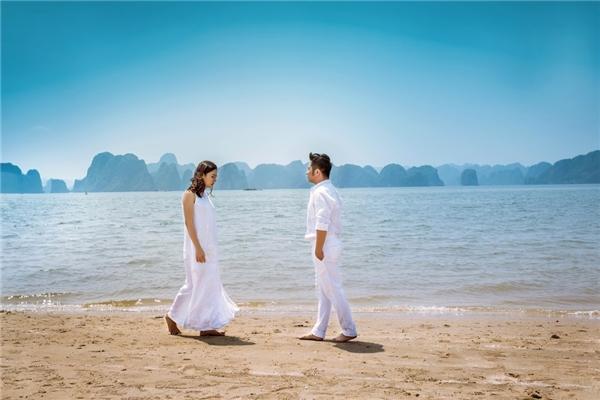 Trong teaser cả hai hóa thân khá ngọt, mỗi người một tâm trạng về tình yêu với khung cảnh lãng mạn và hùng vĩ tại Vịnh Hạ Long. - Tin sao Viet - Tin tuc sao Viet - Scandal sao Viet - Tin tuc cua Sao - Tin cua Sao