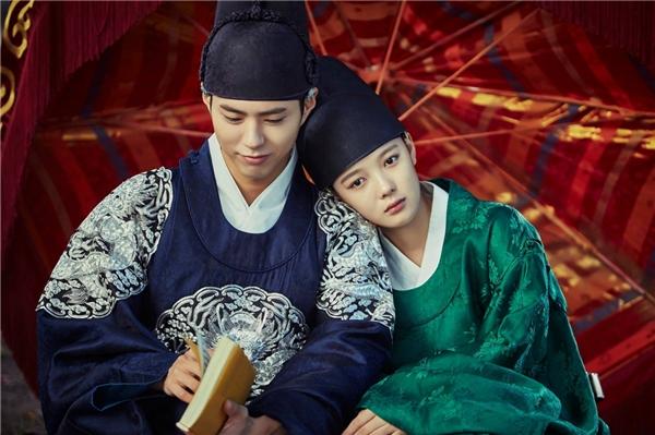Cặp đôi 9x hot nhất màn ảnh nhỏ Hàn Quốc hiện nay