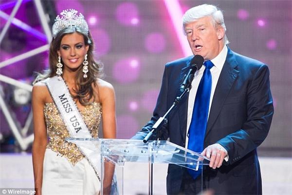 Ngoài Hoa hậu Hoàn vũ thì tổ chức của Donald Trump còn nắm trong tay Miss USA và Miss Teen USA.