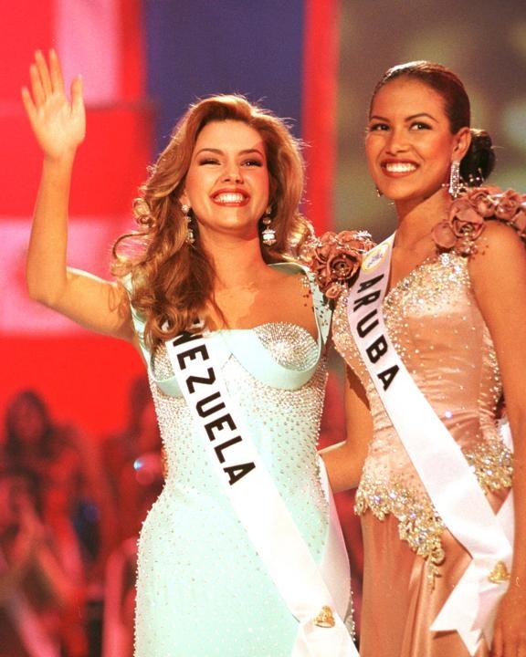 Hoa hậu Hoàn vũ 1996Alicia Machado