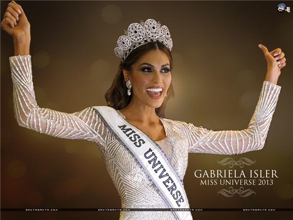 Donald Trump vẫn quyết định đưa cuộc thi đến tổ chức tại thủ đô xứ sở Bạch Dương vào năm 2013 mặc những lùm xùm xoay quanh phát ngôn không thích người Nga. Chiến thắng chung cuộc thuộc về người đẹp Venezuela. Nhiều người nhận xét Hoa hậu Hoàn vũ 2013 có nhiều nét tương đồng với vợ của ông Melania vốn cũngxuất thân là một người mẫu.