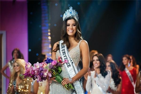 Hoa hậu Hoàn vũ 2014 là cuộc thi cuối cùng được diễn ra trước khi Donald Trump quyết định bán nó cho tổ chức IMG. Chiến thắng chung cuộc thuộc về Paulina Vega đến từ Colombia.