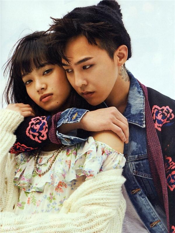 Cả hai từng cộng tác trở thành người mẫu cho một tạp chí thời trang Nhật Bản