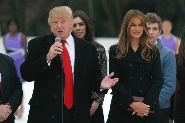Trong mắt đệ nhất phu nhân Tổng thống Mĩ, ông Trump là một người chồng tuyệt vời, biết thấu hiểu và luôn bên cạnh khi mình cần. (Ảnh: Internet)