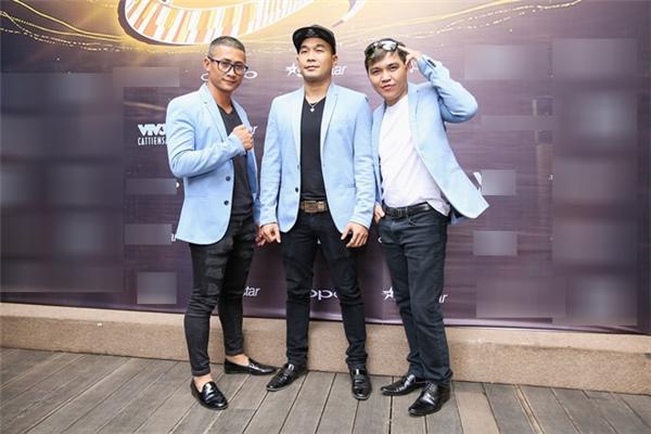 3 chàng trai trong MTV Band bảnh bao trong bộ vest xanh nhã nhặn. - Tin sao Viet - Tin tuc sao Viet - Scandal sao Viet - Tin tuc cua Sao - Tin cua Sao