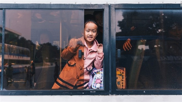 Trẻ em ở Bình Nhưỡng vô cùng đáng yêu.