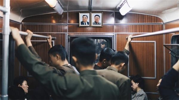 Hệ thống tàu điện được nhiều người yêu thích sử dụng.