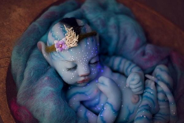 Chúng sở hữu vẻ đẹp thiên thần ngay cả trong giấc ngủ.