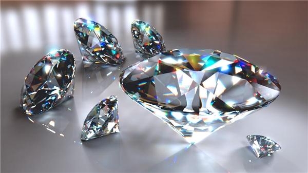 Kim cương có thể dùng để lưu trữ dữ liệu. (Ảnh: internet)