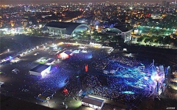 Hàng ngàn bạn trẻ hội tụ tại YAN Beatfest 2015... - Tin sao Viet - Tin tuc sao Viet - Scandal sao Viet - Tin tuc cua Sao - Tin cua Sao