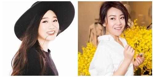 Bạn có thấy cô Phùng (ảnh trái) rất giống diễn viên Yan Ni (ảnh phải) không? (Ảnh: Internet)