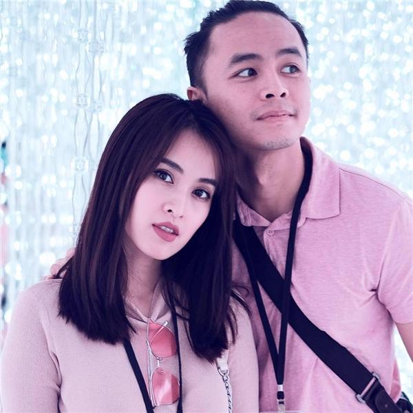 Một năm kết hôn, Tú Vi – Văn Anh vẫn mặn nồng như lúc mới yêu - Tin sao Viet - Tin tuc sao Viet - Scandal sao Viet - Tin tuc cua Sao - Tin cua Sao
