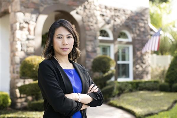 Lần đầu tiên một phụ nữ Việt Nam được bầu vào Hạ viện Mỹ