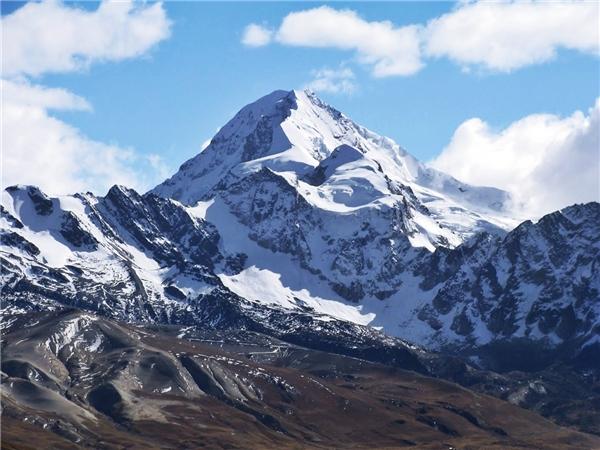 Sông băng Chacaltaya