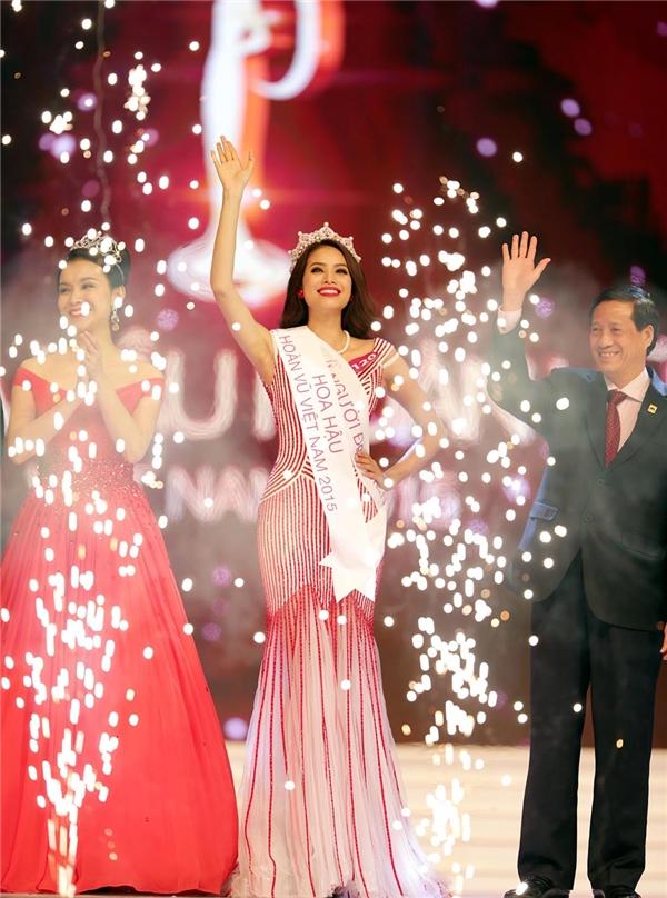 Hoa hậu Hoàn vũ Việt Nam rục rịch tìm người kế nhiệm Phạm Hương