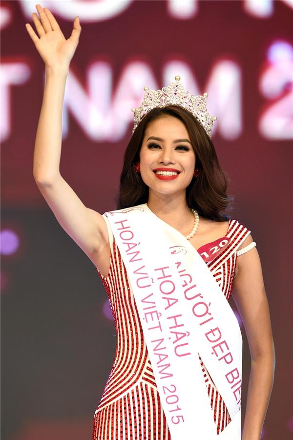 Sau đăng quang Hoa hậu Hoàn vũ Việt Nam 2015 đến nay, Hoa hậu Phạm Hương gần như trở thành một hiện tượng trong nước và có sức ảnh hưởng mạnh khi thi đấu quốc tế. Chính vì vậy, ban tổ chức kỳ vọng sẽ tìm được người kế nhiệm xứng đáng.