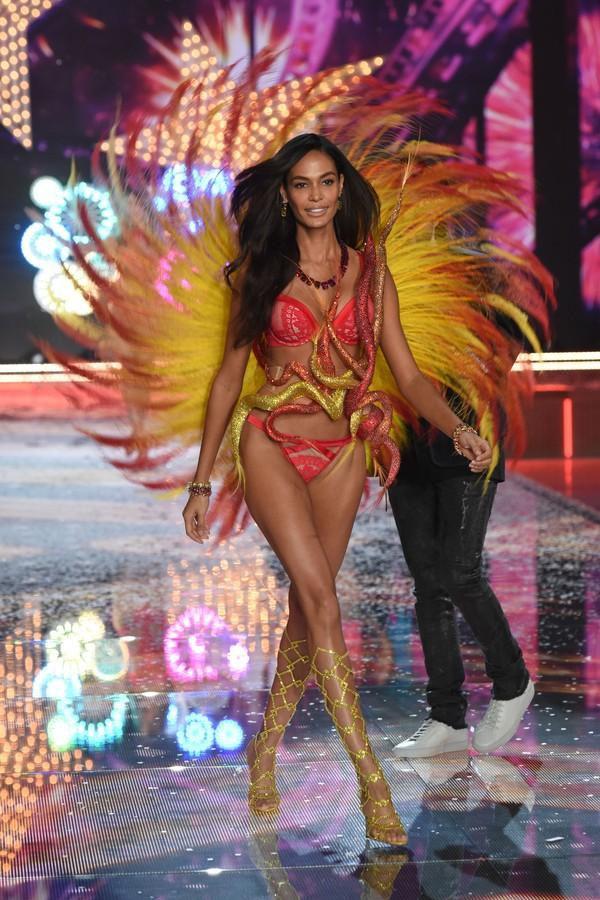 Joan Smalls là siêu mẫu người Puerto Rico, với chiều cao khủng 1m79 và vẻ đẹp đậm chất Latin cô nàng đứng thứ 8 trong danh sách những người mẫu được trả lương cao nhất thế giới do tạp chí Forbes bình chọn. Victoria's Secret Fashion Show sắp tới sẽ là kì thứ 6 của cô.