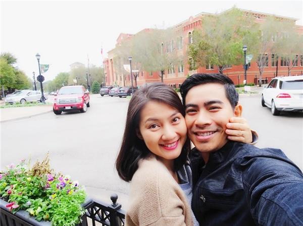 Ngọc Lan hạnh phúc tiết lộ đang mang thai con trai đầu lòng - Tin sao Viet - Tin tuc sao Viet - Scandal sao Viet - Tin tuc cua Sao - Tin cua Sao