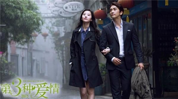 Lưu Diệc Phi và Song Seung Hun hợp tác trong bộ phim điện ảnh Tình yêu thứ ba.