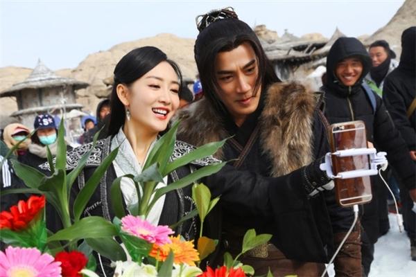 Lưu Khải Uy và Vương Âu lại có dịp tái hợp trong phim truyền hình Mãng Hoang Kỷ.