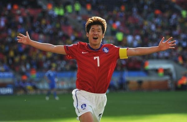 Park Ji Sung cực yêu quý Running Man.