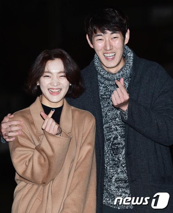 Cặp đôi vệ sĩ Lee Jae Woo và Lee Ye Eun
