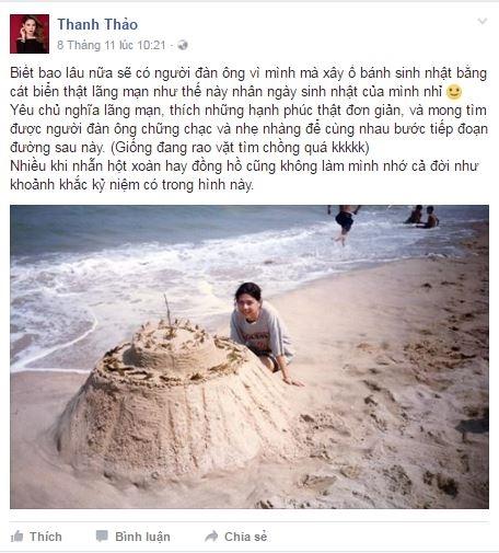 """Vừa than """"ế"""" chưa bao lâu, Thanh Thảo lại khiến người hâm mộ bị """"sốc"""" khi đang ảnh cưới. - Tin sao Viet - Tin tuc sao Viet - Scandal sao Viet - Tin tuc cua Sao - Tin cua Sao"""