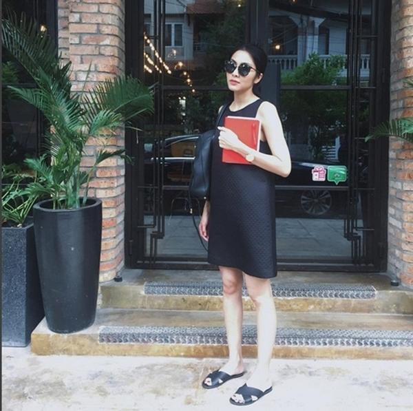 Tăng Thanh Hà sẽ sinh con thứ hai vào tháng 2/2017 - Tin sao Viet - Tin tuc sao Viet - Scandal sao Viet - Tin tuc cua Sao - Tin cua Sao