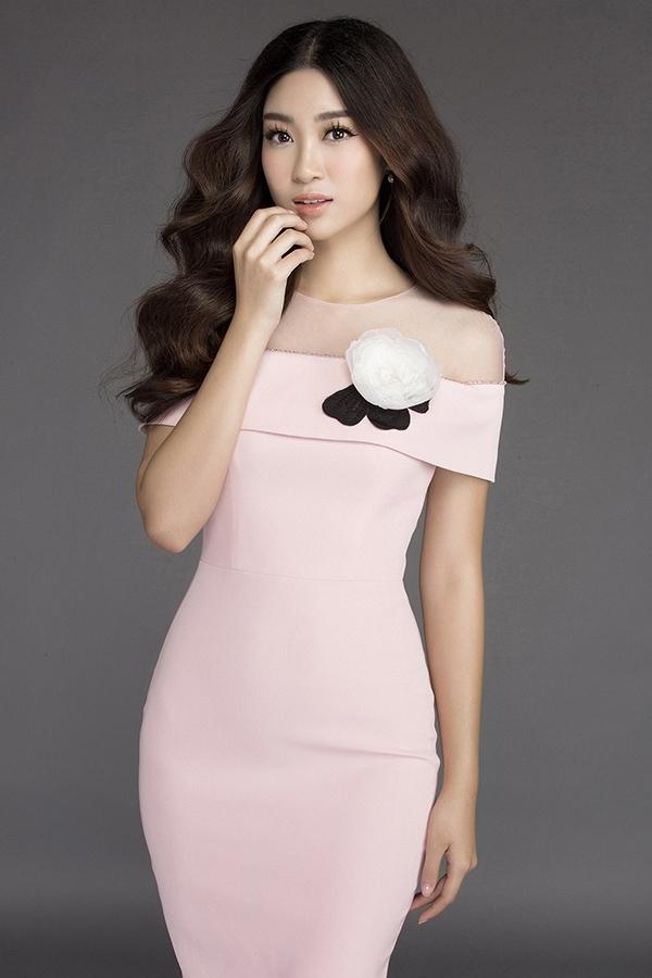 Mê đắm vẻ ngoài mong manh, thanh tú của Hoa hậu Mỹ Linh