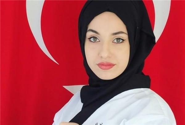 Mê mẩn với nhan sắc tuyệt đẹp của nữ cao thủ Taekwondo Thổ Nhĩ Kỳ