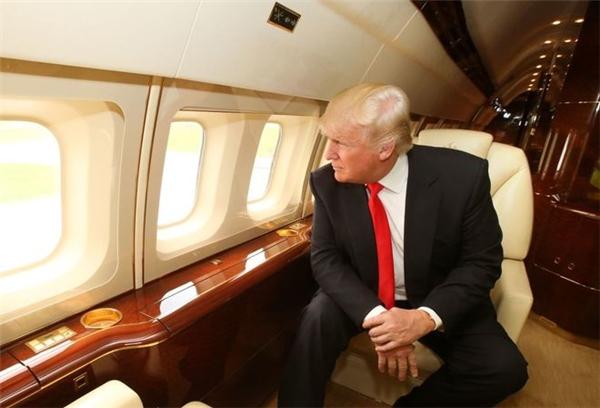 Từ năm 2011, Donald Trump đã sử dụng chuyên cơ sang trọng này phục vụ cho mục đích công tác và du lịch cho bản thân và gia đình.(Ảnh: Internet)