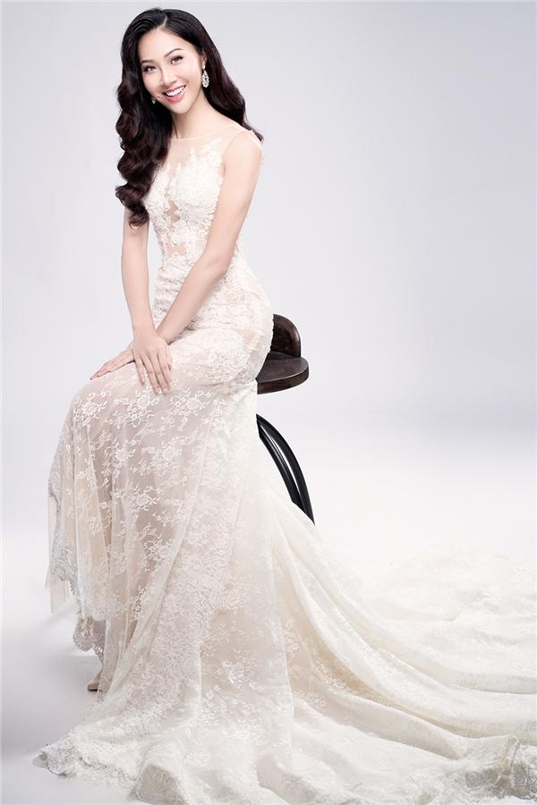 3 hình ảnh chính thức của Diệu Ngọc tại Hoa hậu Thế giới 2016.
