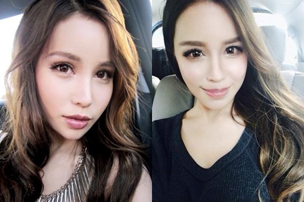 """Dawn Yang đã tiến hành một cuộc """"đại trùng tu"""" nhan sắc để có được ngoại hình quyến rũ như hiện tại."""