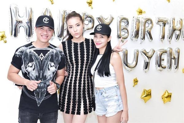 Dù chia tay, bạn trai cũ vẫn đến mừng sinh nhật Kỳ Duyên - Tin sao Viet - Tin tuc sao Viet - Scandal sao Viet - Tin tuc cua Sao - Tin cua Sao