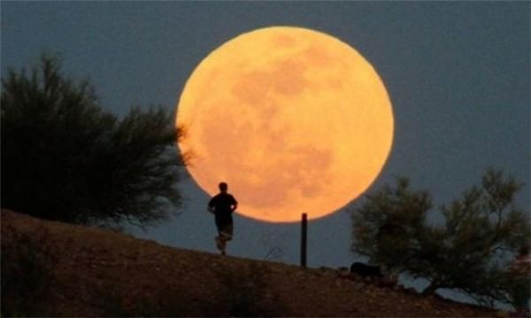 Thời tiết cả nước trong hôm nay quang mây và khá thuận lợi cho việc ngắm trăng.