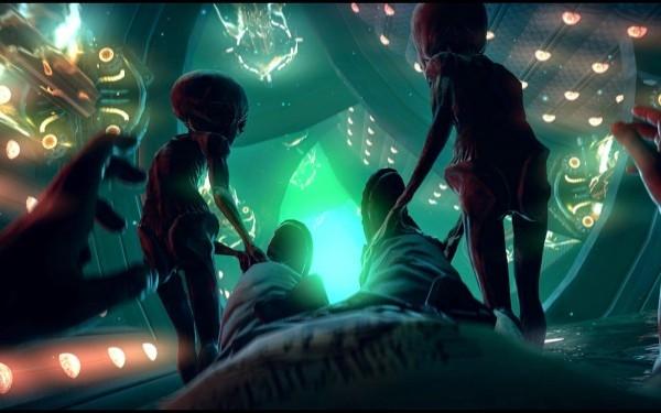 Chúng ta có thể bị tấn công bởi người ngoài hành tinh.